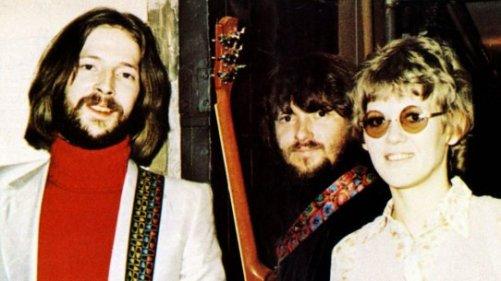 Clapton, Delaney e Bonnie Bramlett: fazendo uma combinação explosiva de rock, blues e soul.