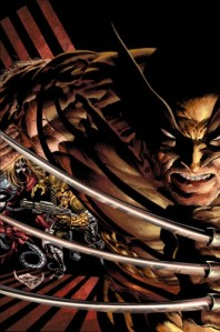 Wolverine by Mike Deodato