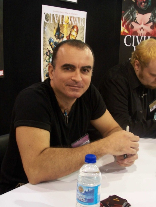 Mike Deodato Jr.: 50 anos.