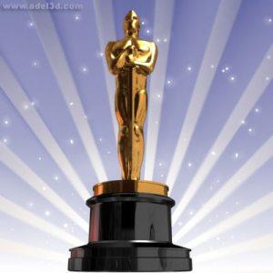 Oscar: Quase ignorou os super-heróis.