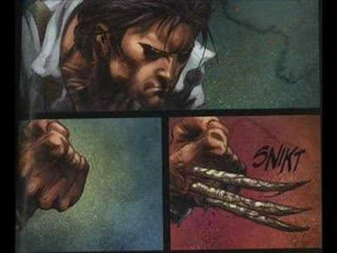 Wolverine by Andy Kubert