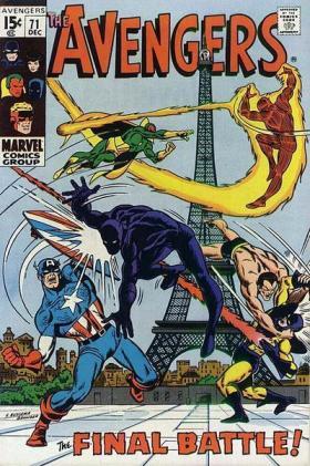 Os Invasores são introduzidos na cronologia Marvel.