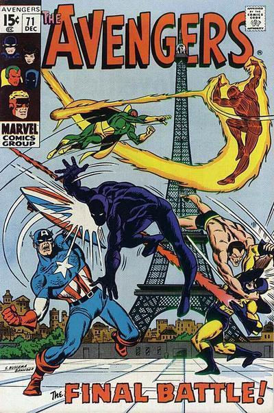 Avengers 71 cover