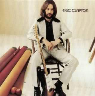 A capa de Eric Clapton, de 1970: melhor álbum da carreira.