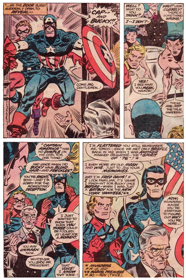 invaders what if 04 news cap and bucky introduction