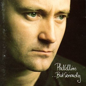 Phil Collins - but seriously cover 1989