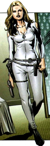 Sharon_Carter white suit