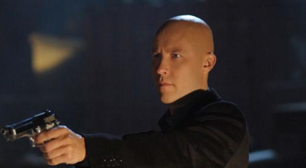 Michael Rosenbaun como Lex Luthor: melhor versão do vilão até hoje.