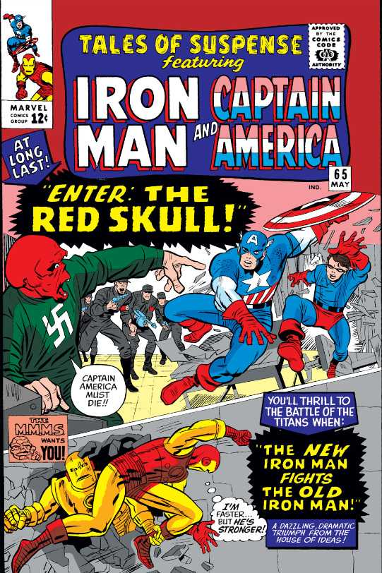 tales of suspense 65 cover