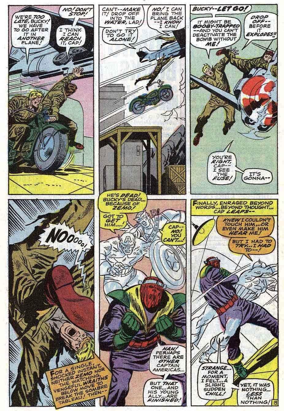 The Avengers #56 pg 28
