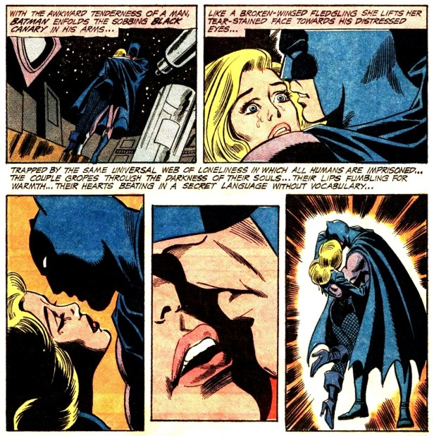 Batman_Black_Canary_kiss_01