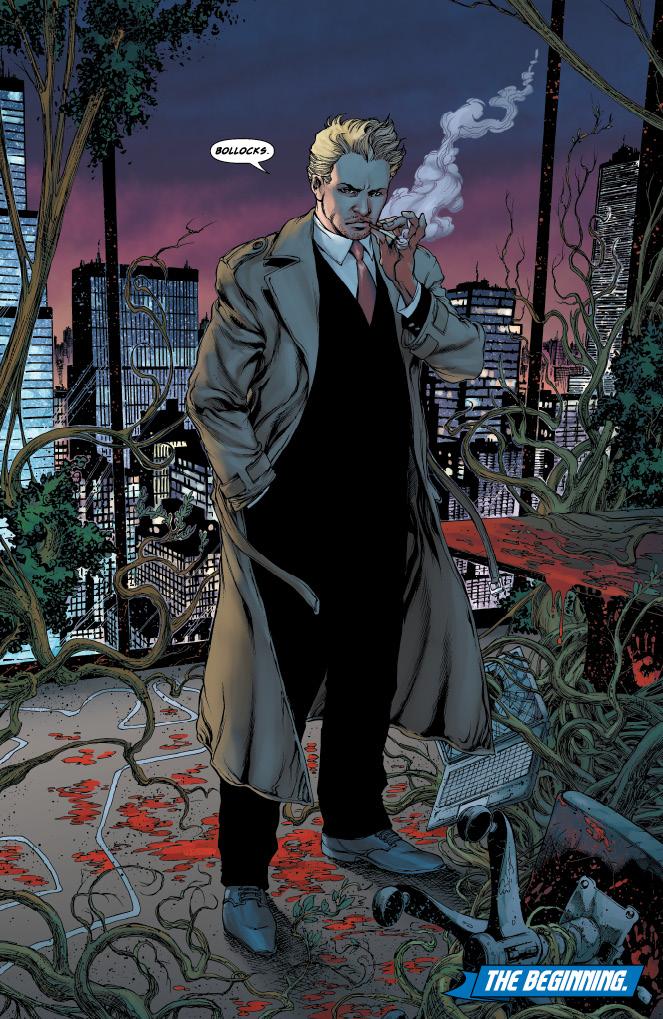 0e80aa93887 John Constantine está de volta ao Universo DC – hqrock