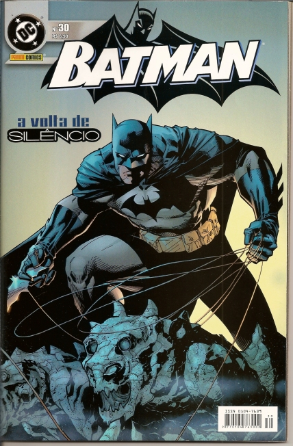 O Batman de Jim Lee.
