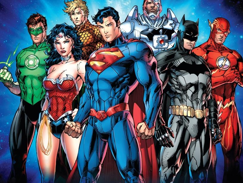 Liga da Justiça: A trajetória do grupo que reúne os maiores heróis do  Universo DC – hqrock