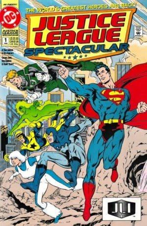 LJA - Justice_League_Spectacular_1 cover by dan jurgens