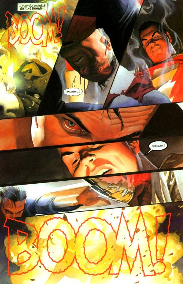 LJA kingdom come superman x captain marvel 02