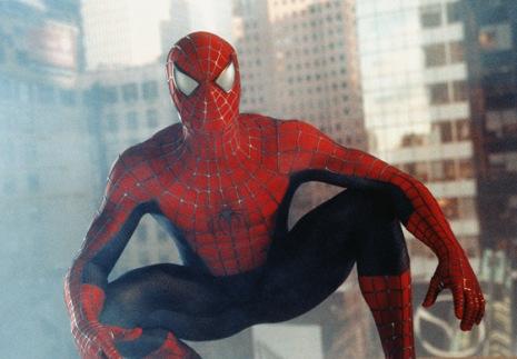 Homem-Aranha: Vingador.