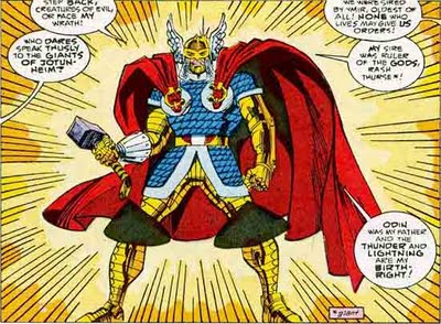 Thor 378 (with armor by sal buscema)