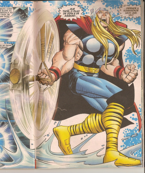 thor by john romita jr