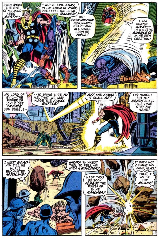 Thor181-15 by neal adams