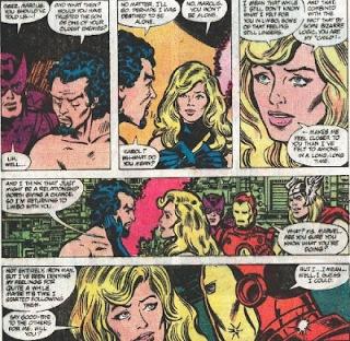 A polêmica história de Avengers 200, com Miss Marvel e e Marcus: revolta de fãs e escritores.