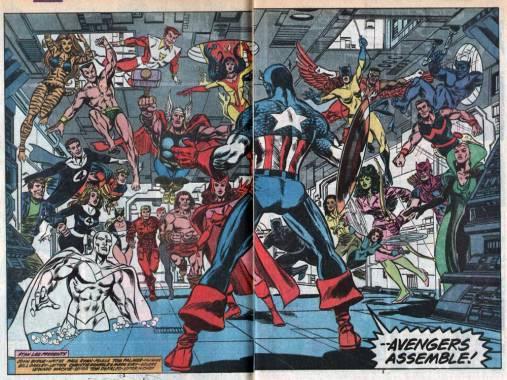 Quem serão os novos Vingadores?