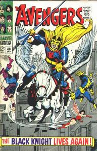 Avengers 48 cover