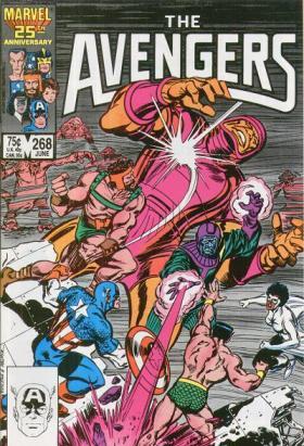 Os Vingadores confrontam Kang e suas maquinações.