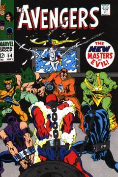 Os novos Mestres do Terror, liderados por Ultron (que não aparece).