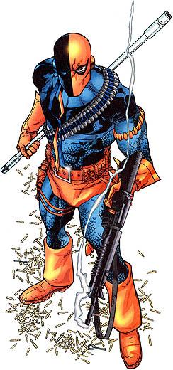 Slade Wilson Deathstroke Smallville Smallville: Compare os...