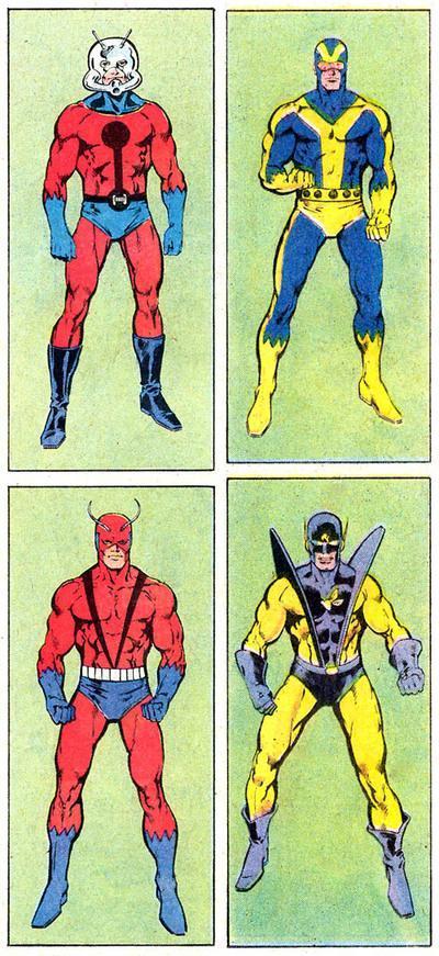 Hank Pym and identites 03