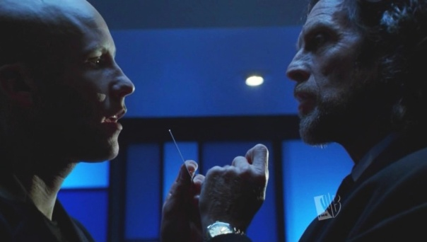 """A relação tensa, cheia de mentiras e segredos entre Lex Luthor e seu pai, Lionel, foi muito bem construída em """"Smallville""""."""