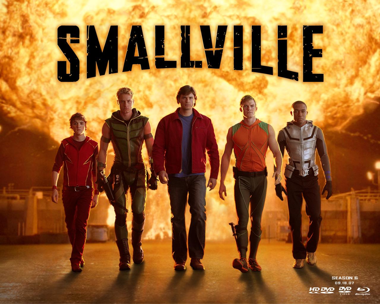 legenda smallville: