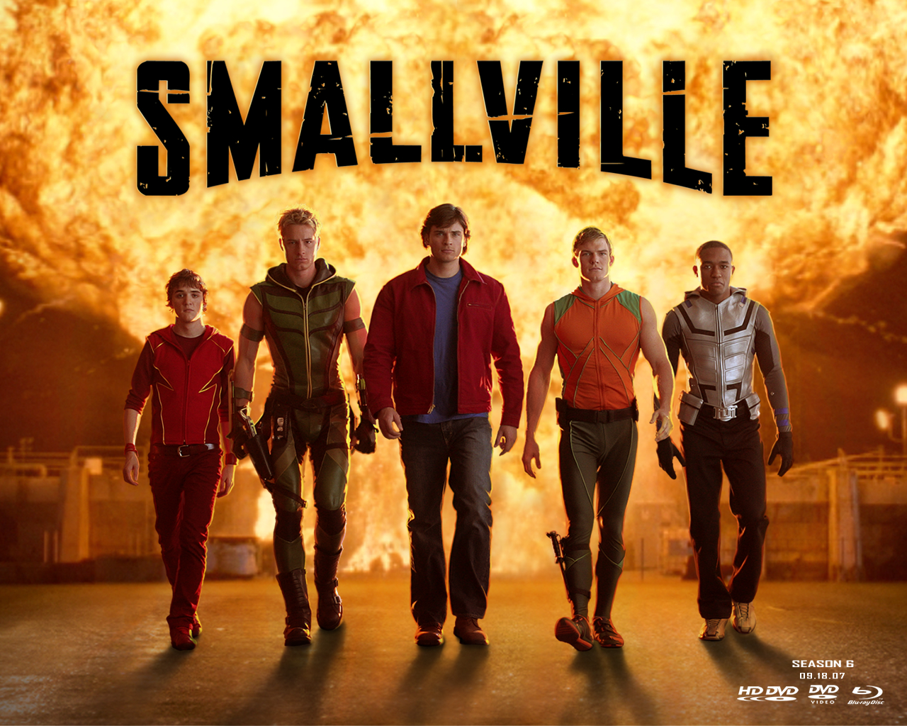 Smallville clark rencontre flash