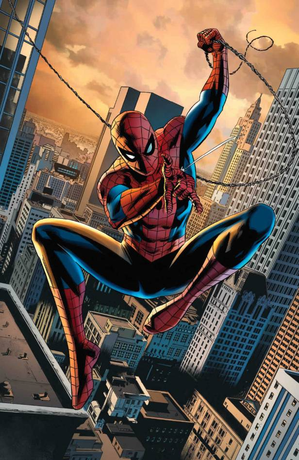 Spider-Man by Steve Epting FF 01 preview