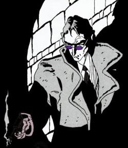 Batman - Alberto Falconi as Holiday Killer