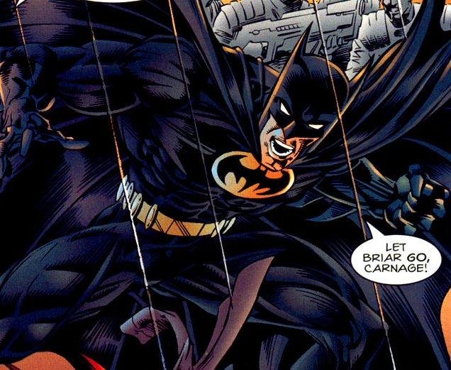 batman black costume by graham nolan