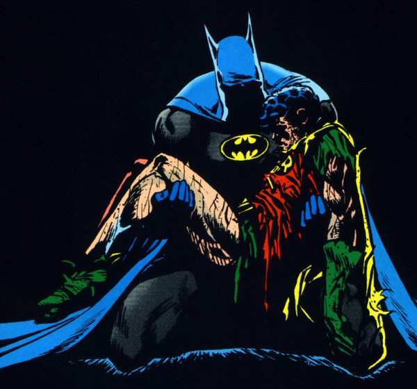 Batman - death of robin