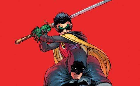 Batman e Robin by Grant Morrison (damian)