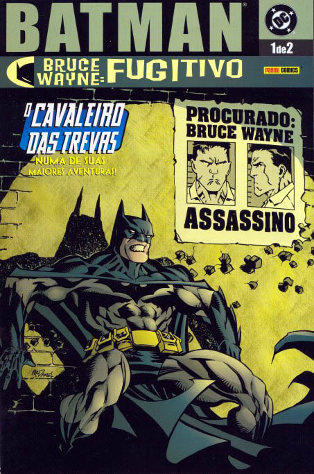 Bruce Wayne assassino 01