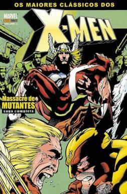 """""""O Massacre de Mutantes"""": clássico brutal."""