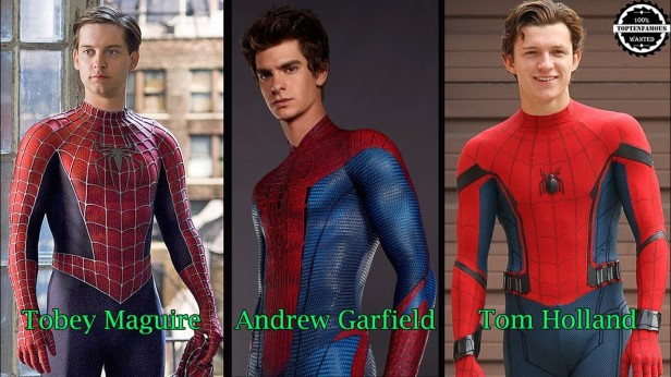 spider-man the 3 cinema versions