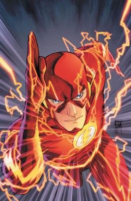 ... e o Flash : participações relâmpago.