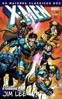 A Equipe Azul dos X-Men: sob medida para a arte cheia de poses de Jim Lee. Fenômeno de vendas.