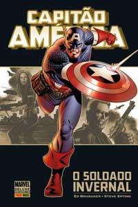 capitão américa soldado-invernal encadernado panini