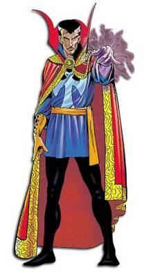 Dr. Estranho: o mais poderoso mágico da Marvel.