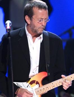 Eric Clapton: 50 anos de carreira.