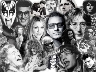 13 de julho: dia do rock.