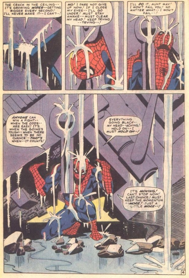asm 33 inside by ditko