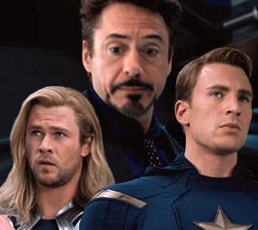 Os três grandes dos Vingadores: fora do terceiro filme?